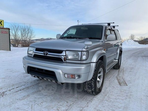 Toyota Hilux Surf, 2000 год, 950 000 руб.