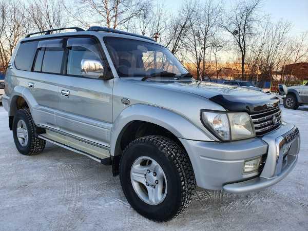 Toyota Land Cruiser Prado, 2000 год, 840 000 руб.