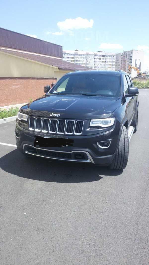 Jeep Grand Cherokee, 2013 год, 1 700 000 руб.