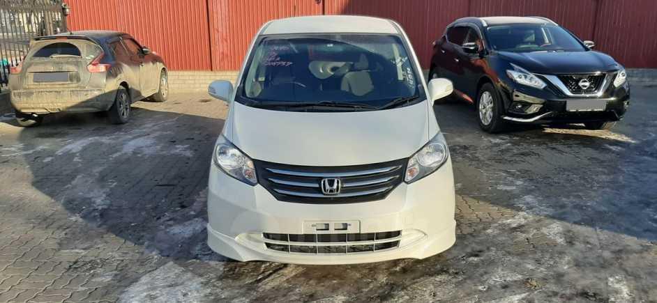 Honda Freed, 2010 год, 665 000 руб.
