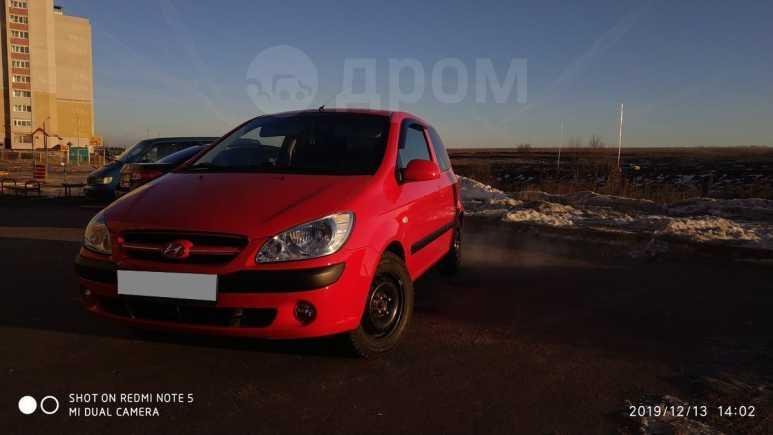 Hyundai Getz, 2006 год, 240 000 руб.