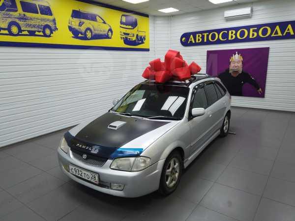 Mazda Familia S-Wagon, 1999 год, 190 000 руб.