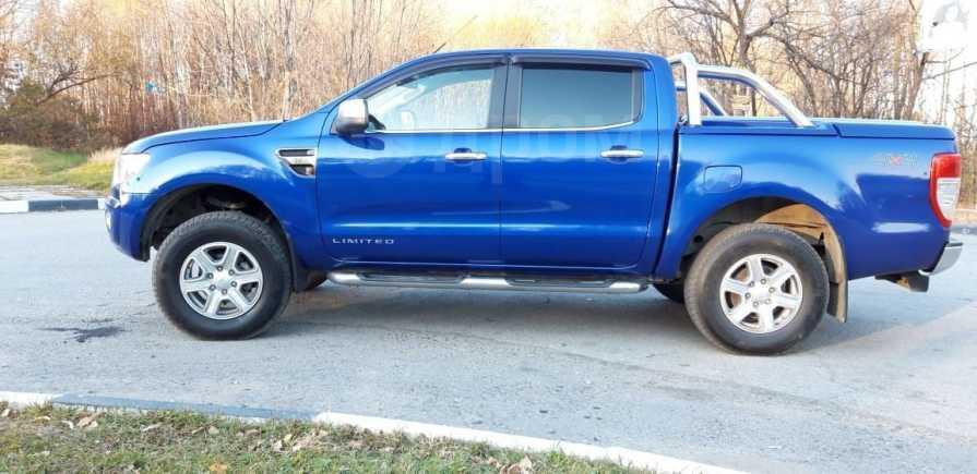 Ford Ranger, 2013 год, 1 450 000 руб.