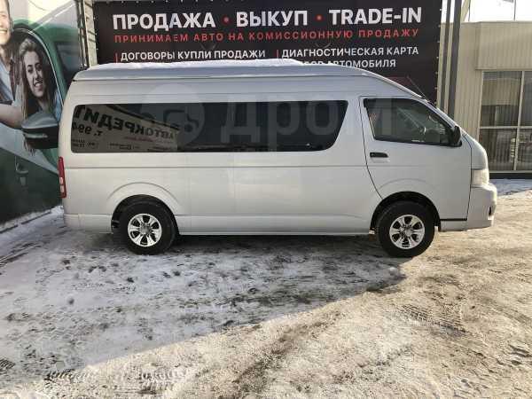 Toyota Hiace, 2011 год, 1 720 000 руб.