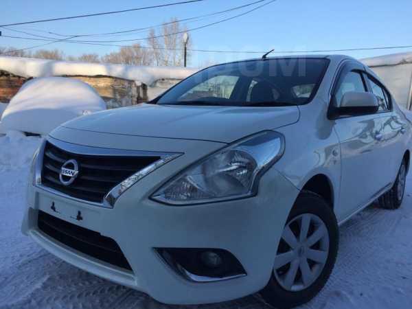 Nissan Latio, 2014 год, 510 000 руб.