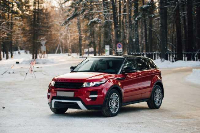 Land Rover Range Rover Evoque, 2011 год, 1 270 000 руб.