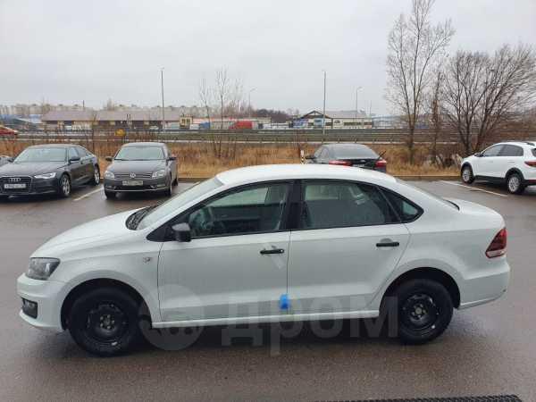 Volkswagen Polo, 2019 год, 642 400 руб.