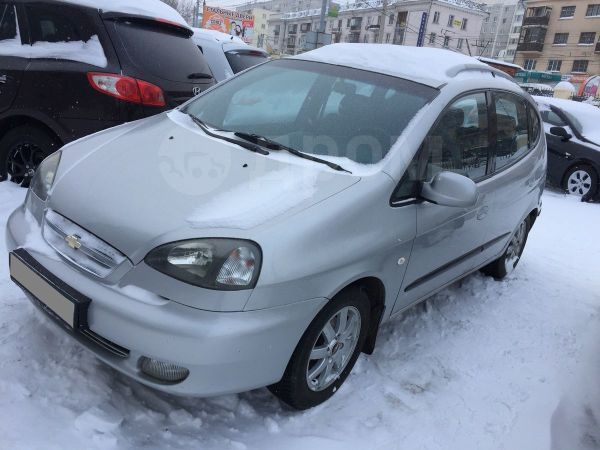 Chevrolet Rezzo, 2006 год, 295 000 руб.
