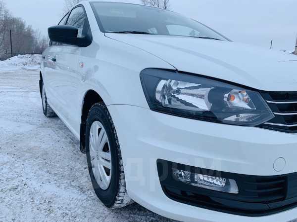 Volkswagen Polo, 2018 год, 649 000 руб.