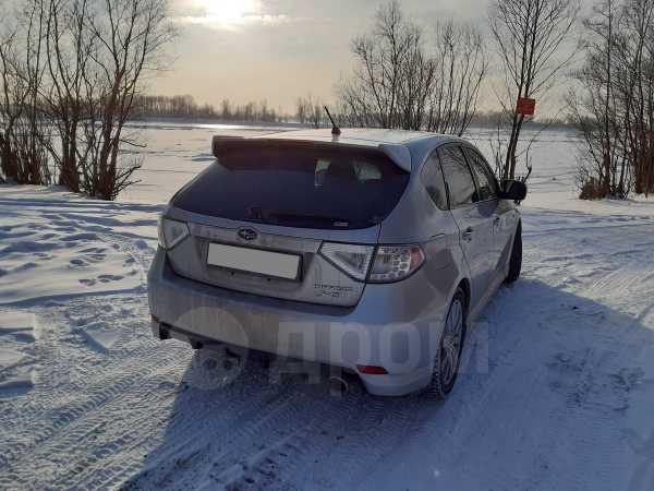 Subaru Impreza WRX, 2007 год, 470 000 руб.