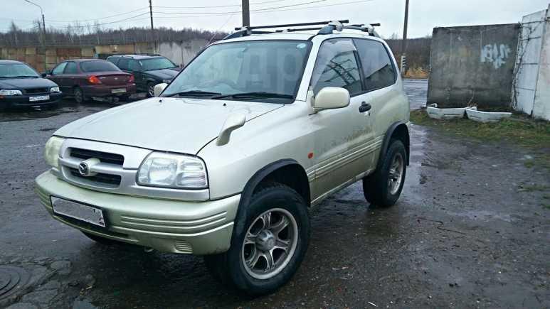 Suzuki Escudo, 1997 год, 120 000 руб.