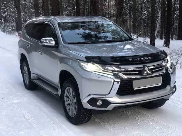 Mitsubishi Pajero Sport, 2017 год, 4 150 000 руб.