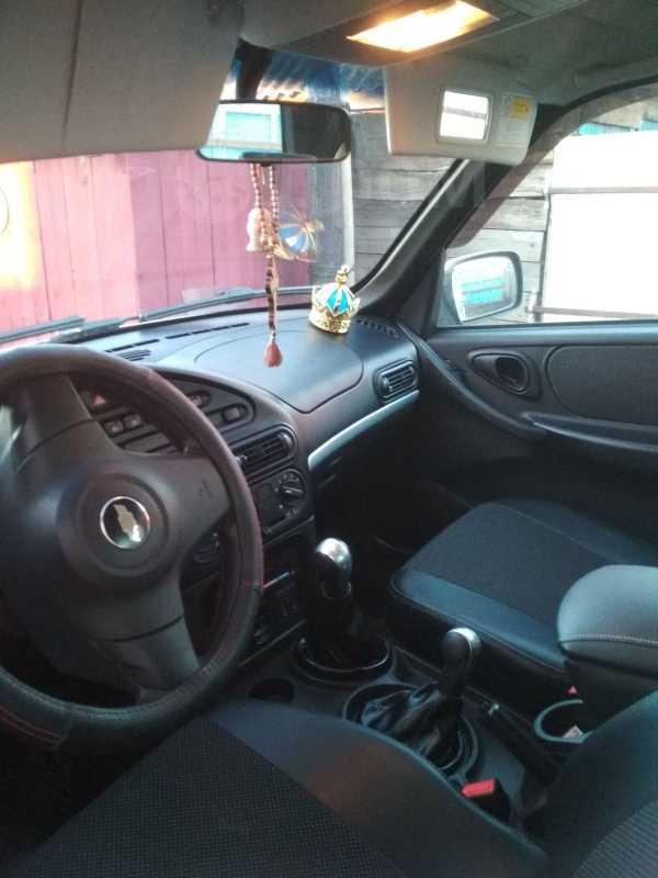 Chevrolet Niva, 2013 год, 400 000 руб.