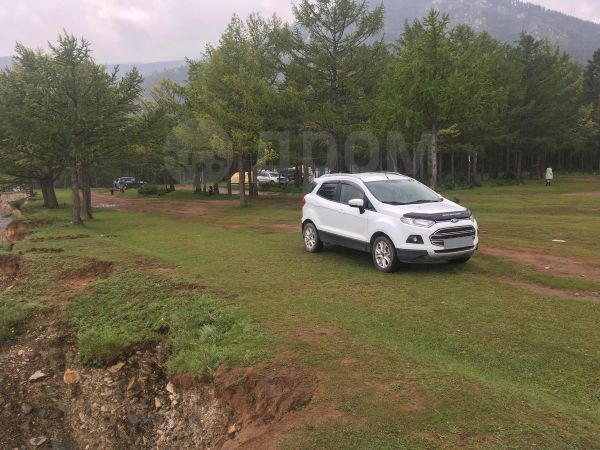 Ford EcoSport, 2016 год, 748 000 руб.