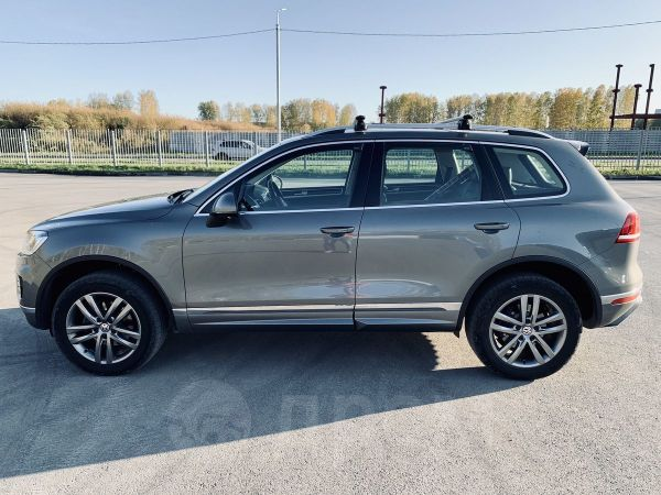 Volkswagen Touareg, 2017 год, 3 000 000 руб.