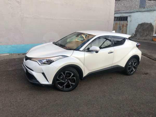 Toyota C-HR, 2018 год, 1 500 000 руб.