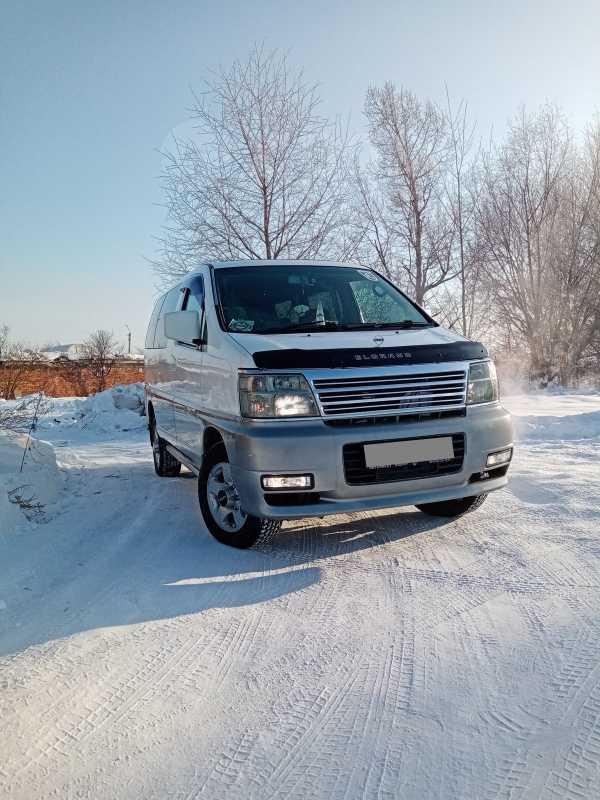 Nissan Elgrand, 1999 год, 460 000 руб.
