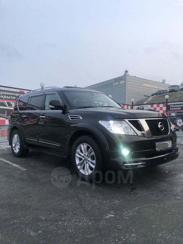 Nissan Patrol, 2013 год, 2 350 000 руб.