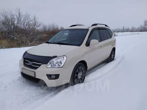 Kia Carens, 2010 год, 550 000 руб.