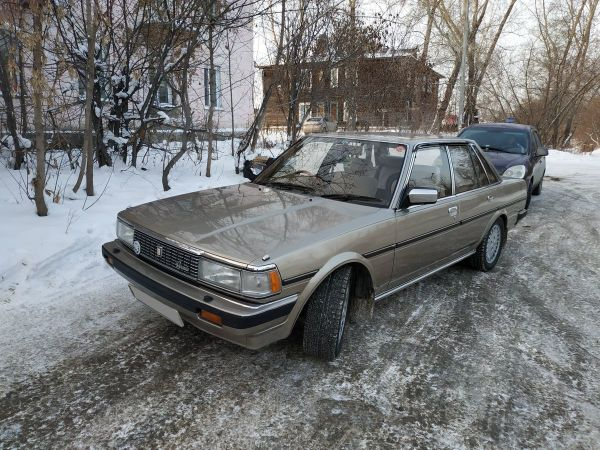 Toyota Mark II, 1985 год, 195 000 руб.