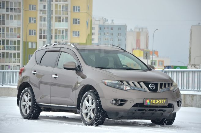 Nissan Murano, 2008 год, 625 000 руб.