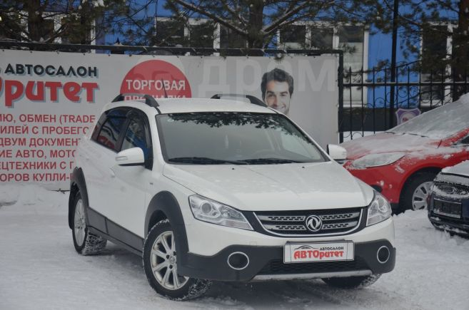 Dongfeng H30 Cross, 2016 год, 385 000 руб.