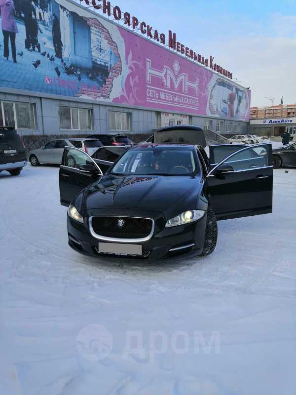 Jaguar XJ, 2010 год, 1 450 000 руб.
