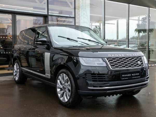 Land Rover Range Rover, 2019 год, 8 875 000 руб.