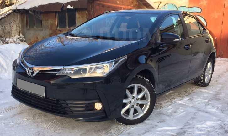 Toyota Corolla, 2016 год, 920 000 руб.