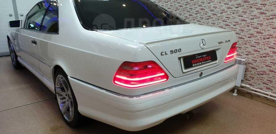 Mercedes-Benz CL-Class, 1998 год, 1 300 000 руб.