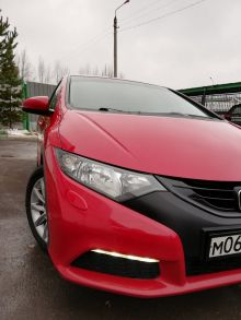 Серпухов Civic 2012