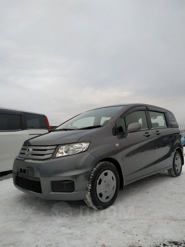 Honda Freed Spike, 2010 год, 625 000 руб.