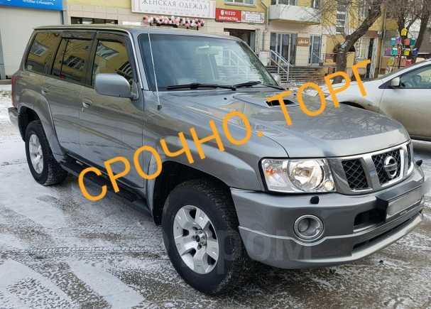 Nissan Patrol, 2007 год, 600 000 руб.