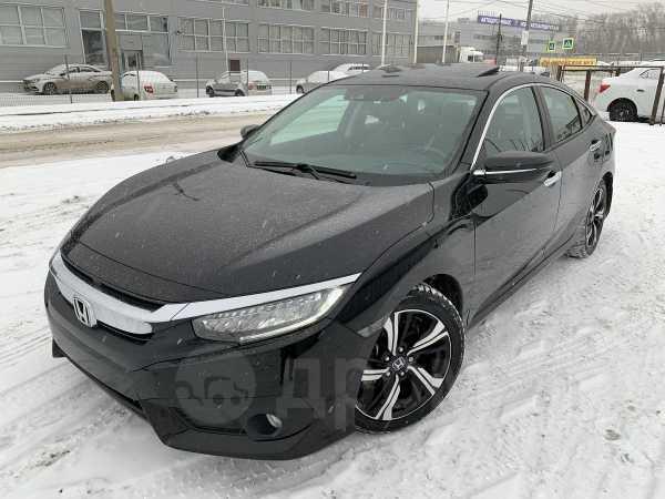 Honda Civic, 2016 год, 1 298 000 руб.