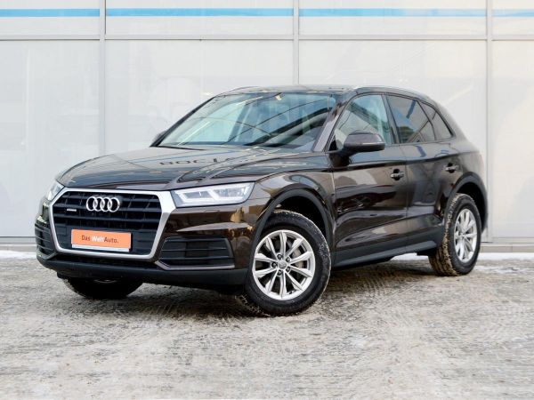 Audi Q5, 2018 год, 3 190 000 руб.