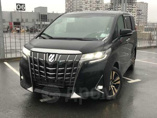 Toyota Alphard, 2019 год, 5 188 000 руб.