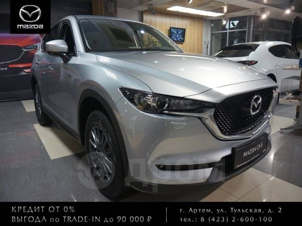 Mazda CX-5, 2019 год, 1 976 650 руб.