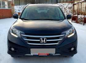 Златоуст Honda CR-V 2014
