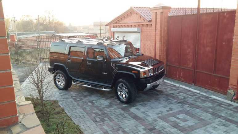 Hummer H2, 2008 год, 1 850 000 руб.