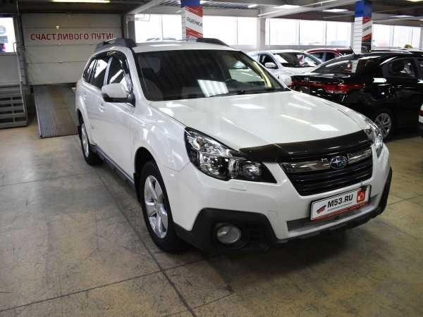 Subaru Outback, 2013 год, 1 008 000 руб.