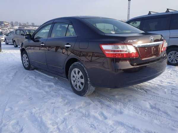 Toyota Premio, 2010 год, 758 000 руб.