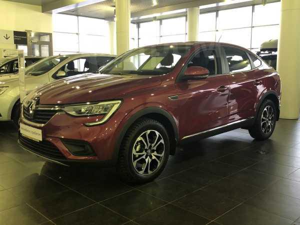 Renault Arkana, 2019 год, 1 449 000 руб.