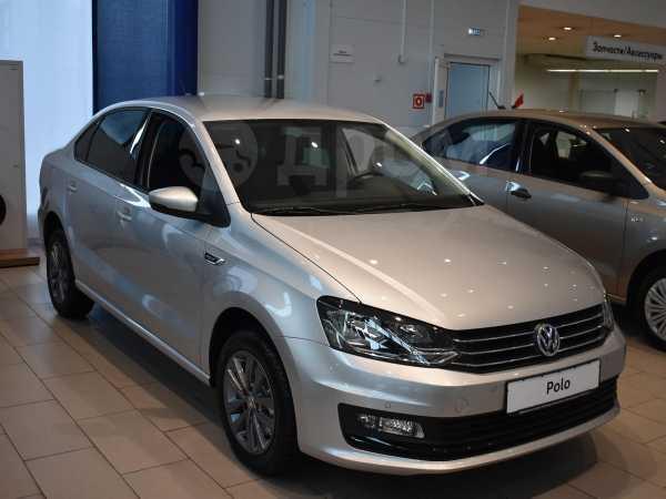 Volkswagen Polo, 2019 год, 961 900 руб.