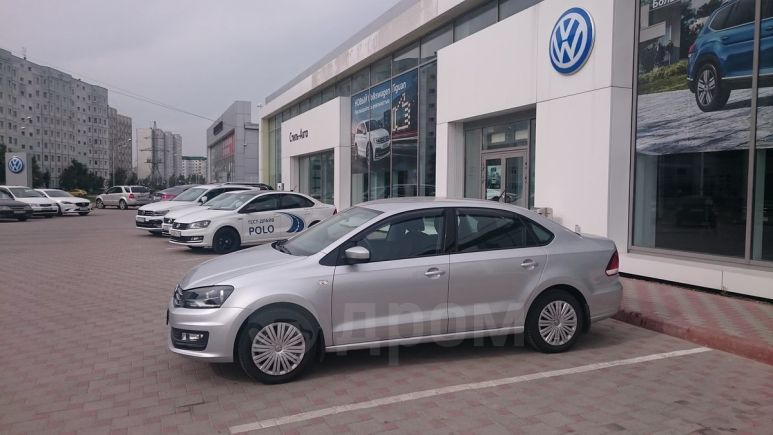 Volkswagen Polo, 2018 год, 825 000 руб.
