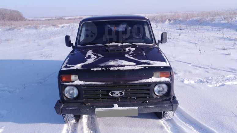 Лада 4x4 2121 Нива, 2002 год, 195 000 руб.