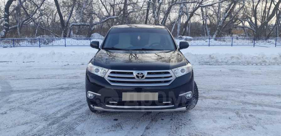 Toyota Highlander, 2011 год, 1 339 000 руб.