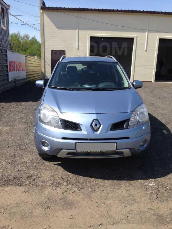 Renault Koleos, 2008 год, 590 000 руб.