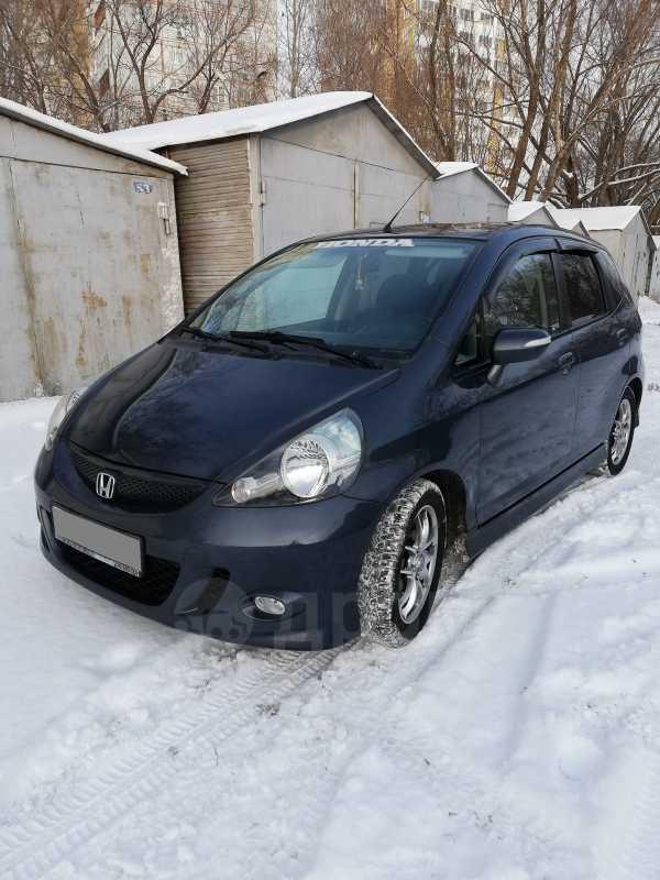 Honda Jazz, 2008 год, 415 000 руб.