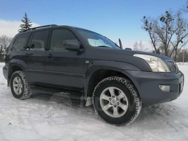 Toyota Land Cruiser Prado, 2007 год, 1 330 000 руб.