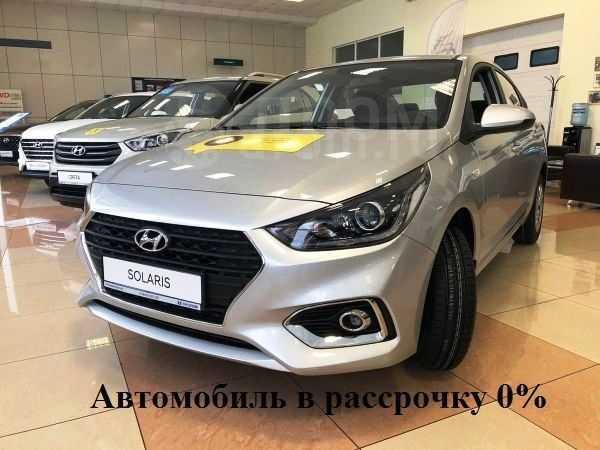 Hyundai Solaris, 2019 год, 1 051 000 руб.